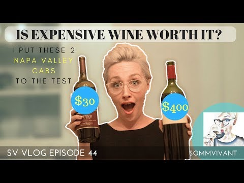 Expensive vs. Cheap Wines