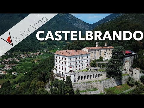 """AMAZING HOTELS: Medieval Castle and Hotel """"CastelBrando"""" in Prosecco Italy"""