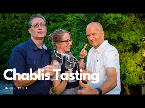 Chablis Wine Tasting with Brigitte