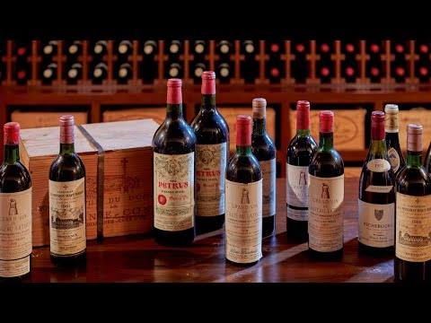 Discover the Legendary Cellar of Jerry Perenchio