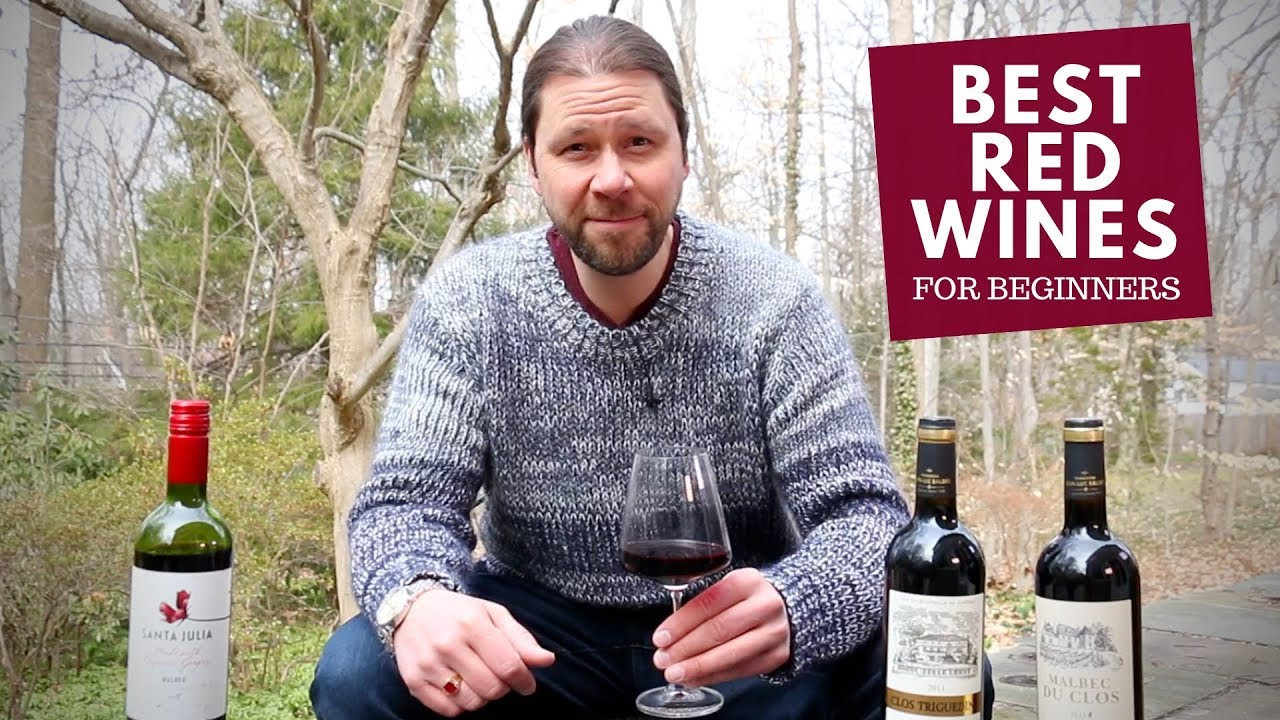 The Best Red Wines For Beginners (Series): #6 Malbec
