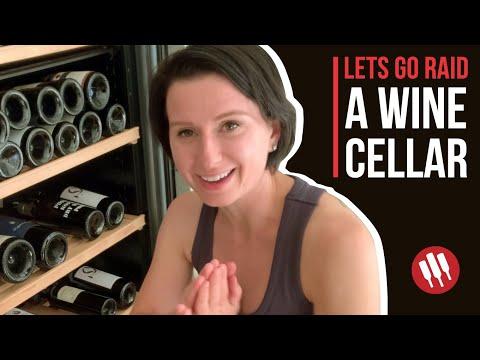 Let's Go Raid a Wine Cellar (and Collect Wine) | Wine Folly