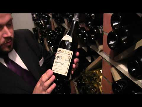 Pieter Verheyde Shows the Hof van Cleve Wine Cellar
