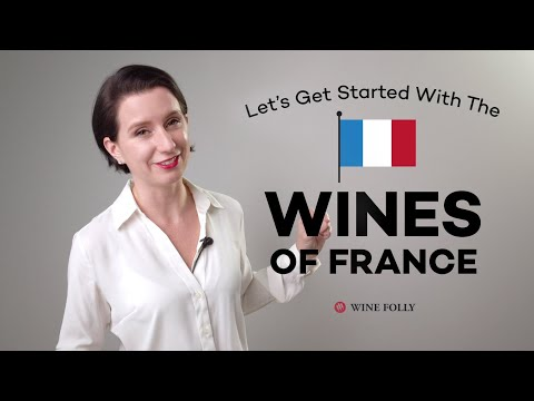 Getting Started With French Wine | Wine Folly