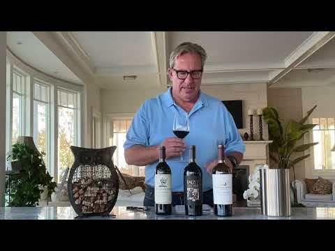 2017 Napa Valley Cabernet Sauvignon – Decants With D
