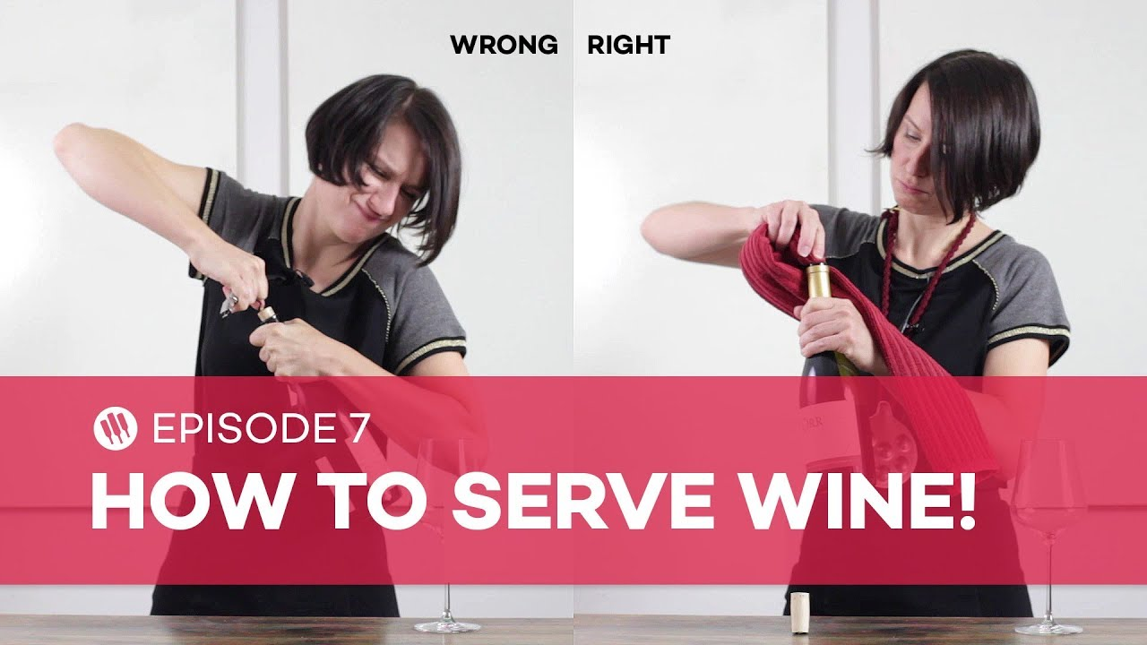 Wine Folly: Open, Serve, Decant, & Store Wine (Ep. 7)